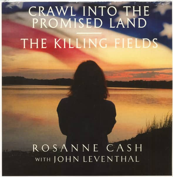 Crawl Into The Promised Land - The Killing Fields (7inch, 45rpm, PS)