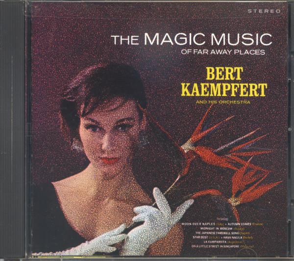 Magic Music Of Far Away Places (CD)