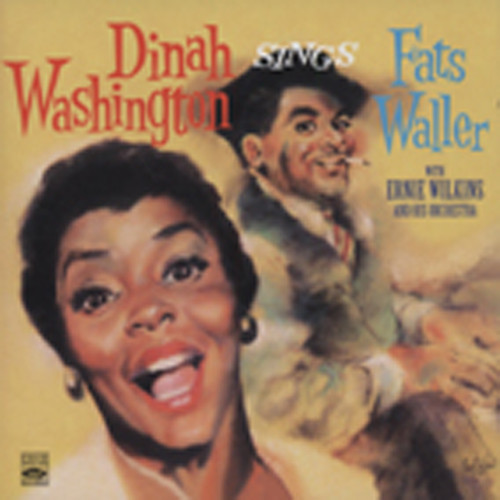 Washington, Dinah Sings Fats Waller (1957)...plus