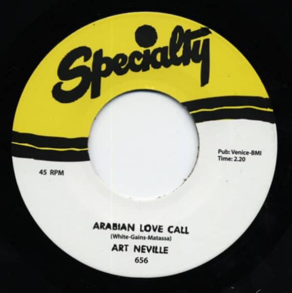 Arabian Love Call - What's Going On 7inch, 45rpm