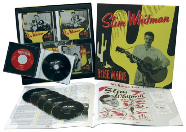 Rose Marie (1949-59) (6-CD Deluxe Box Set)
