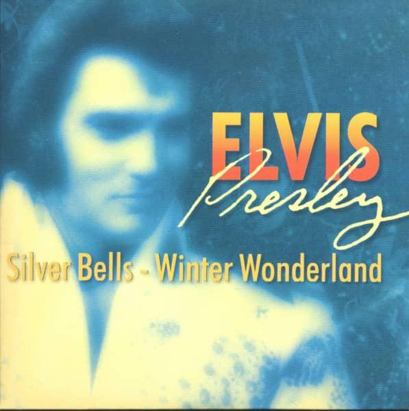 Silver Bells - Winter Wonderland (CD Single, EU, Promo)