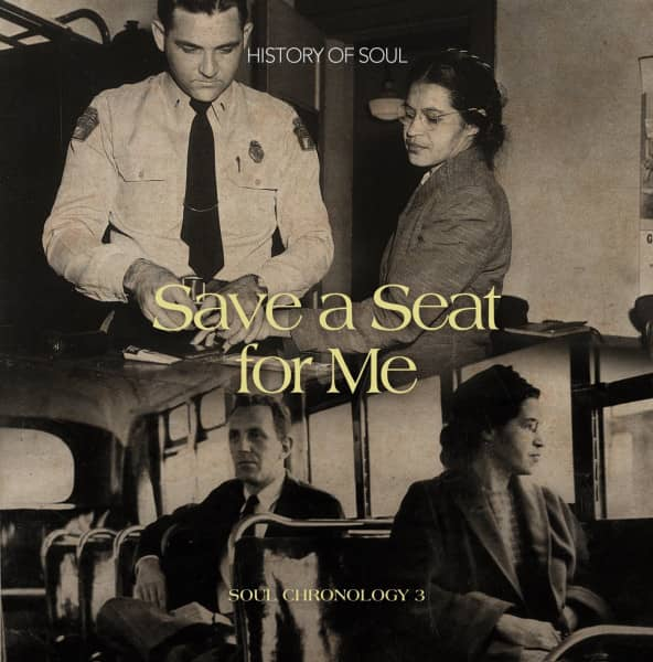Save A Seat For Me (2-CD) Soul Chronology Vol.3