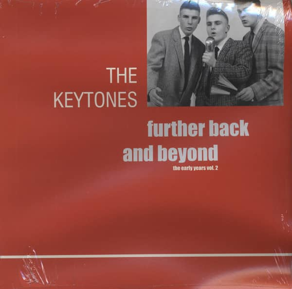 Keytones Further Back And Beyond - Early Years Vol.2