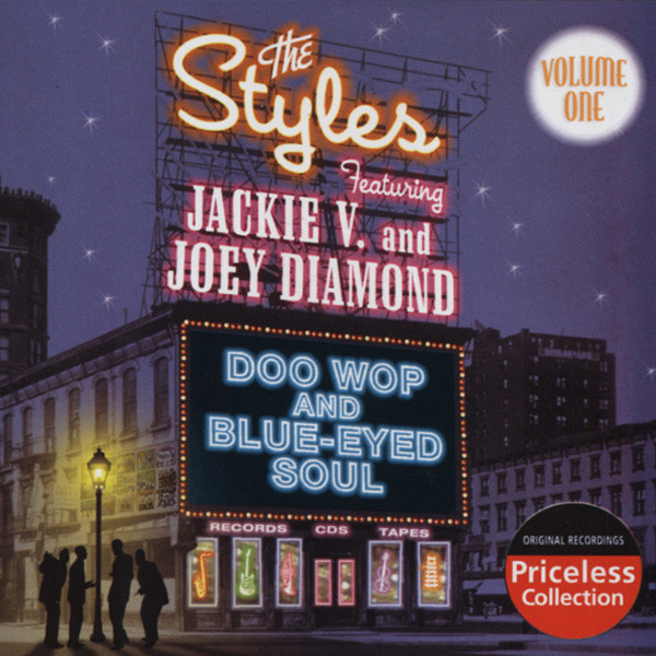 Styles Doo Wop And Blue-Eyed Soul