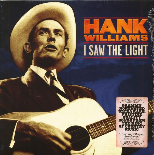 I Saw The Light (LP)