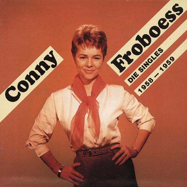 Froboess, Conny Vol.1, Die Singles 1958-59