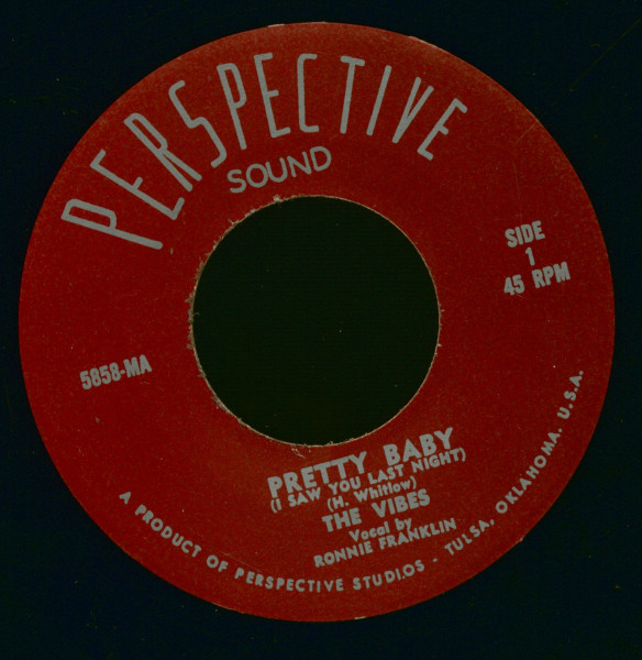 Pretty Baby - Crying For You (7inch, 45rpm)