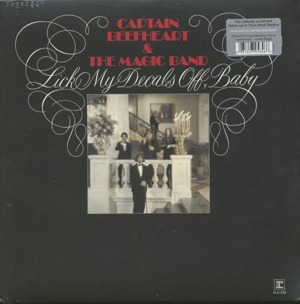 Lick My Decals Off, Baby (LP, 180g Vinyl)