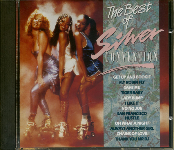 The Best Of Silver Convention (CD)