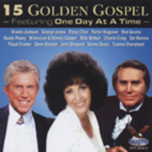 """""""Va 15 Golden Gospel feat.""""""""One Day At A Time"""""""""""""""