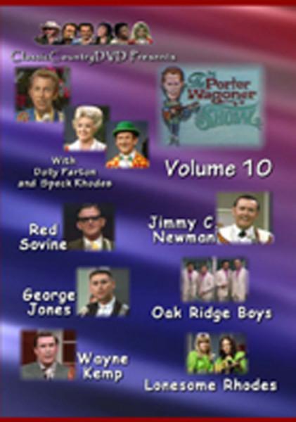 Vol.10, Porter Wagoner Show - George Jones a.o