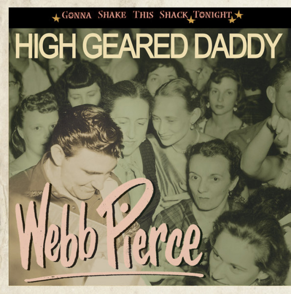 High Geared Daddy - Gonna Shake This Shack Tonight (CD)