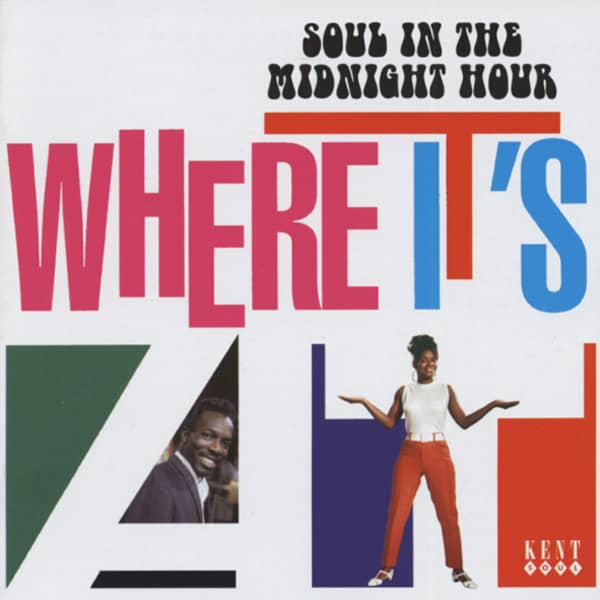 Va Where It's At - Soul In The Midnight Hour