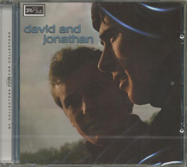 David & Jonathan (CD)