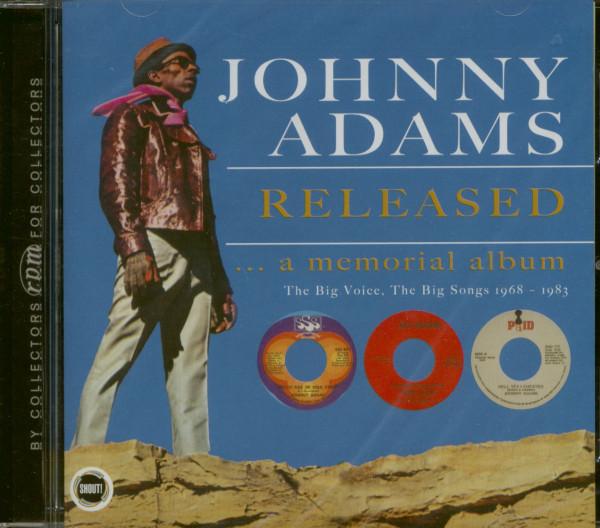 Released.. A Memorial Album 1968-83 (CD)