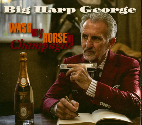 Wash My Horse In Champagne (CD)