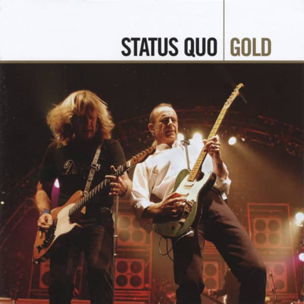 Status Quo Gold - Definitive Collection 2-CD