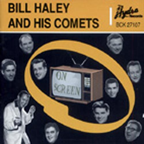 Haley, Bill On Screen