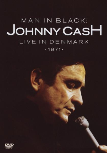 Cash, Johnny Live In Denmark 1971 (0)