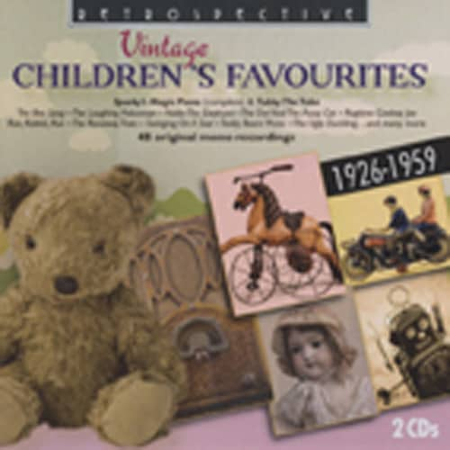 Va Vintage Children's Favorites (2-CD)
