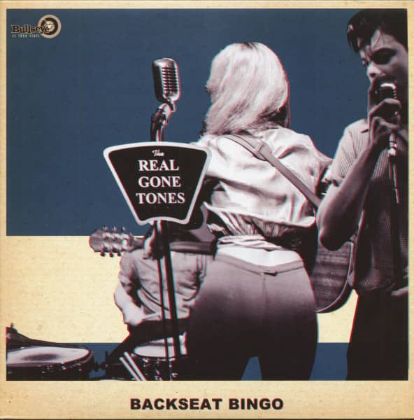 Backseat Bingo (LP)