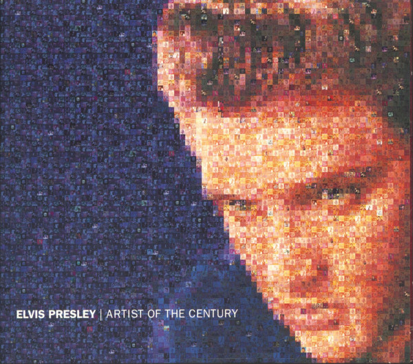 Artist Of The Century (CD, EU, Promo)
