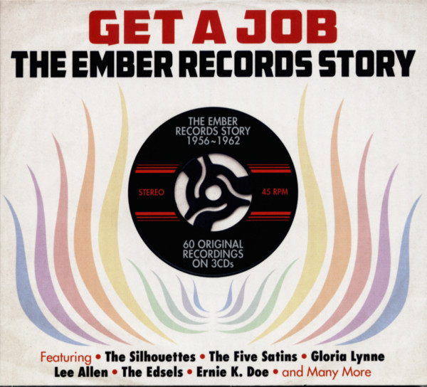 Get A Job - The Ember Records Story (3-CD)