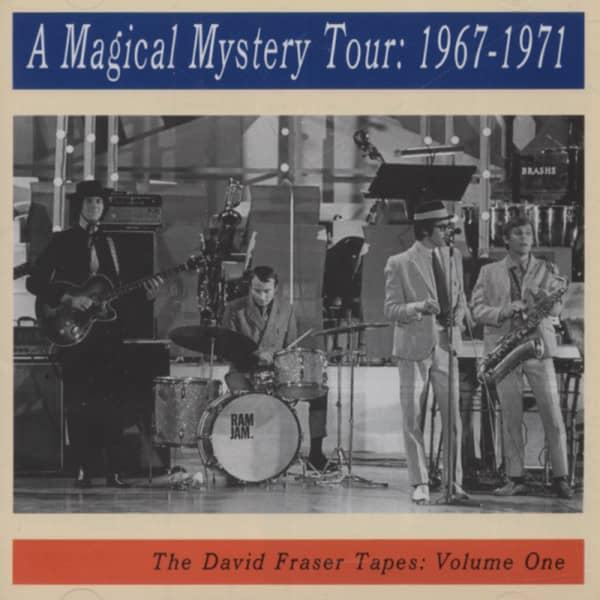 Va A Magical Mystery Tour 1967-71