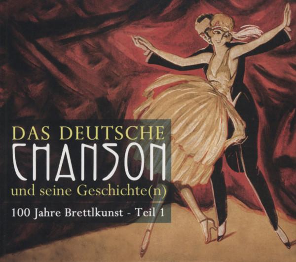 Various Teil 1 - Das deutsche Chanson 3CD