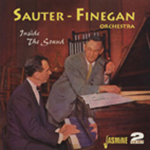 Sauter-finegan Orchestra Inside The Sound (2-CD)