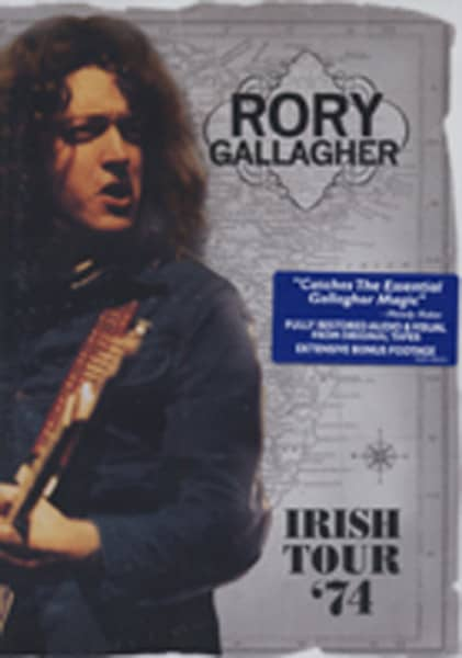 Gallagher, Rory Irish Tour 1974
