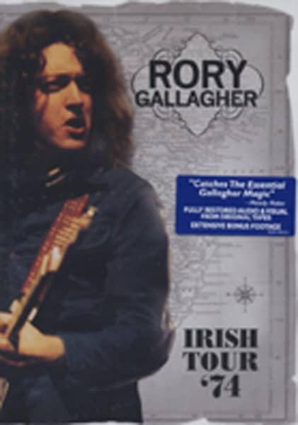 Gallagher, Rory Irish Tour 1974