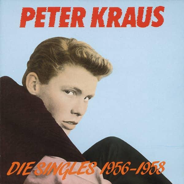 Kraus, Peter Die Singles 1956-1958
