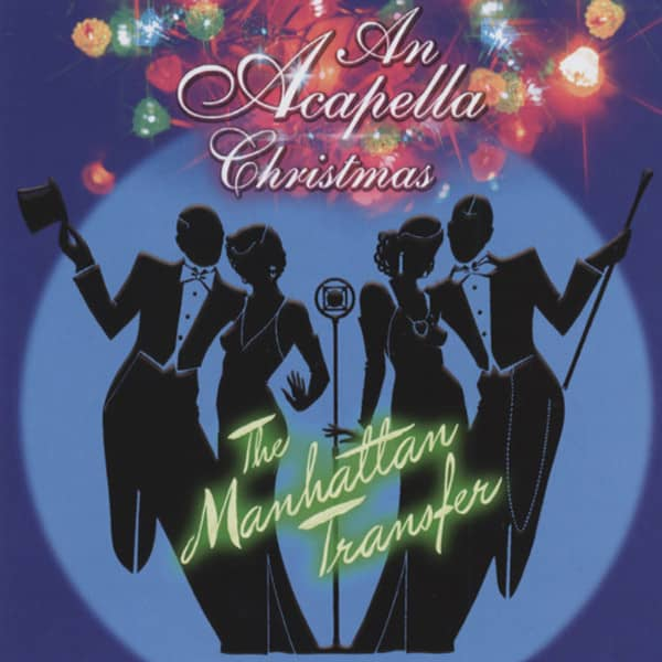Manhattan Transfer An Acapella Christmas
