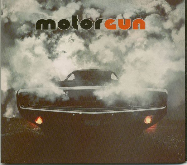 Motorgun (CD)