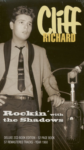 Rockin' With The Shadows (2-CD Digibook)
