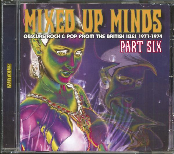 Mixed-Up-Minds - Part 6 (CD)