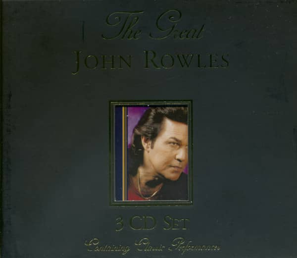 The Great John Rowles (3-CD)