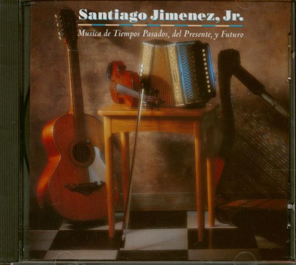 Musica De Tiempos Pasados, Del Presente, Y Futuro (CD)