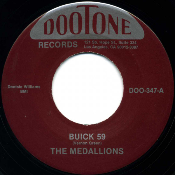 Buick 59 - The Letter