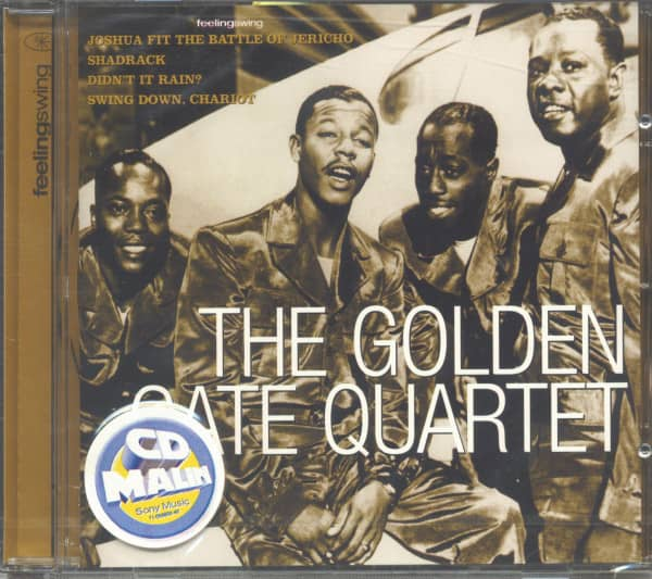 The Golden Gate Quartet (CD)