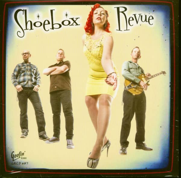 Shoebox Revue (CD)