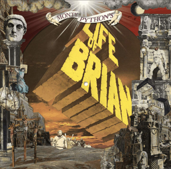 Life Of Brian (LP, Picture Disc, Ltd.)