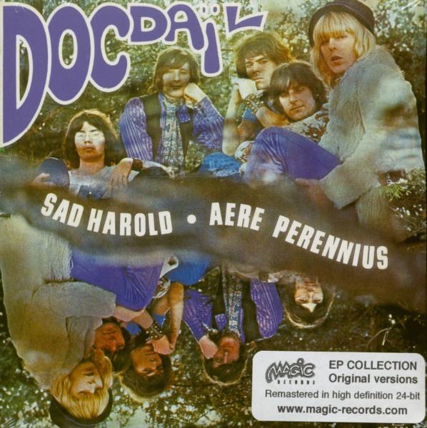 Sad Harold - French EP Series (CD)