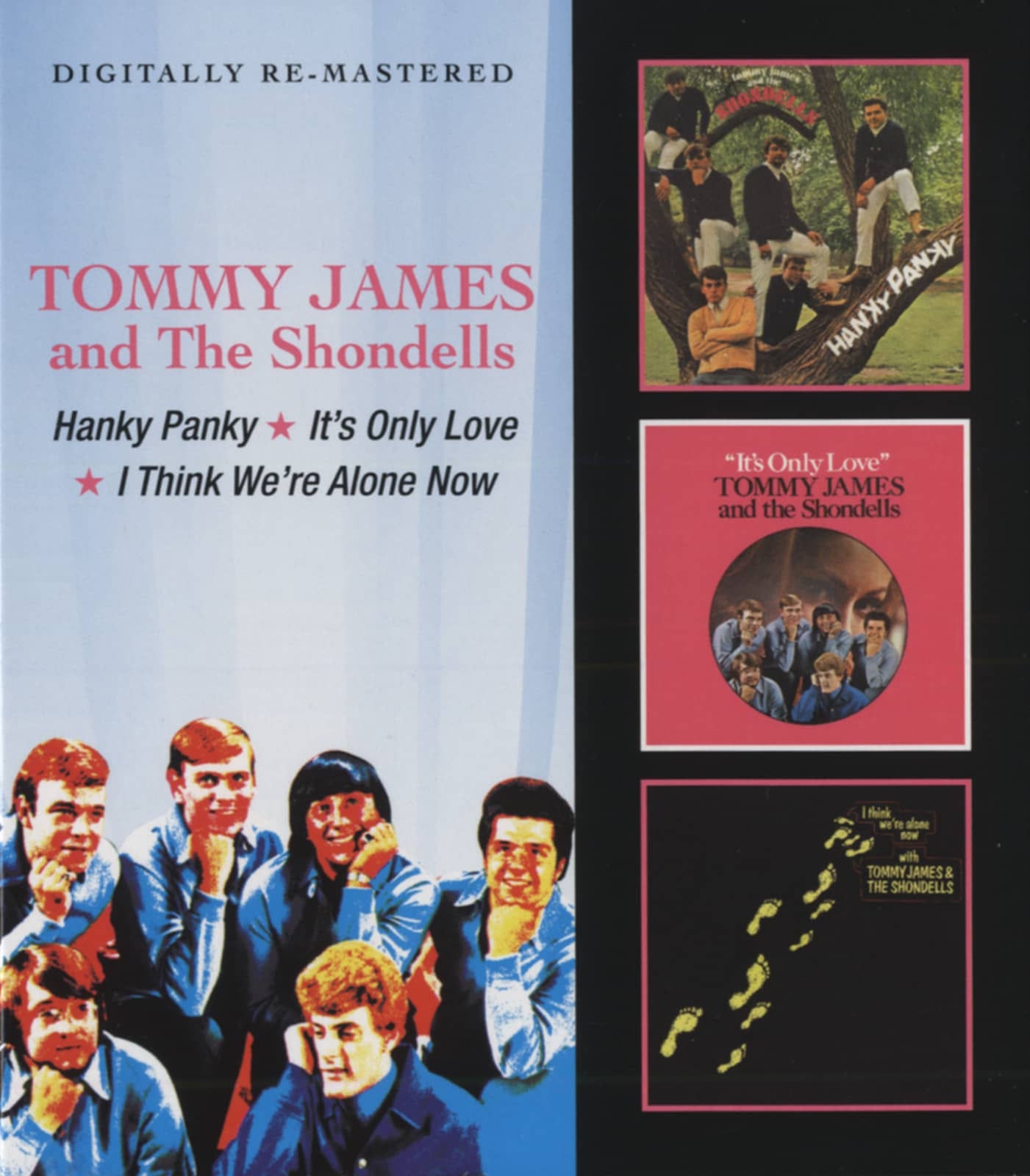 book love and tommy