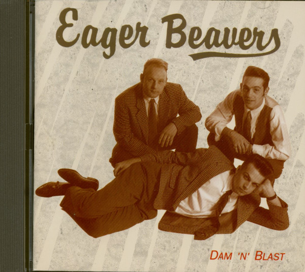 Dam'n' Blast (CD Album)