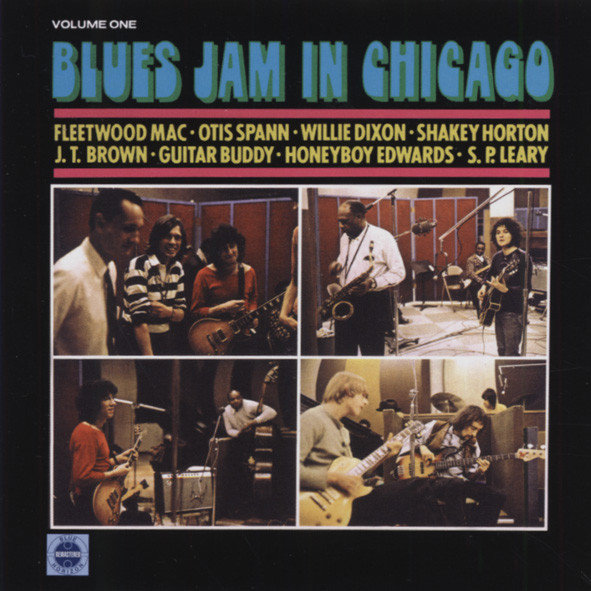 Fleetwood Mac Blues Jam In Chicago Vol.1