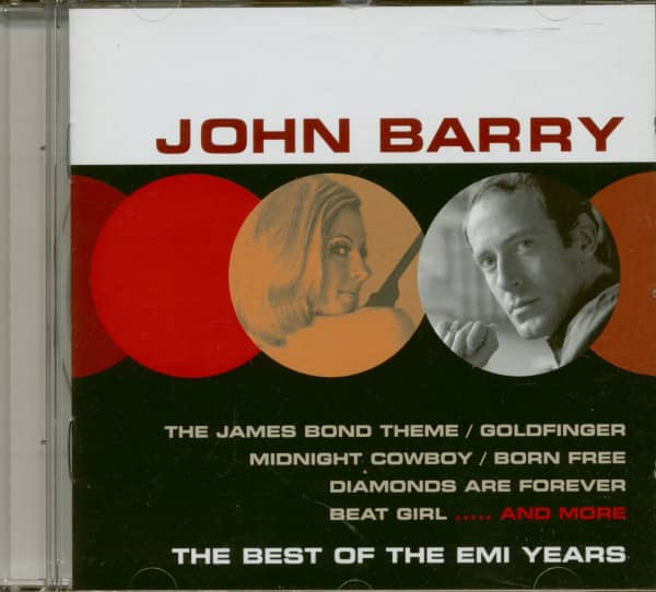 The Best Of The EMI Years (CD)