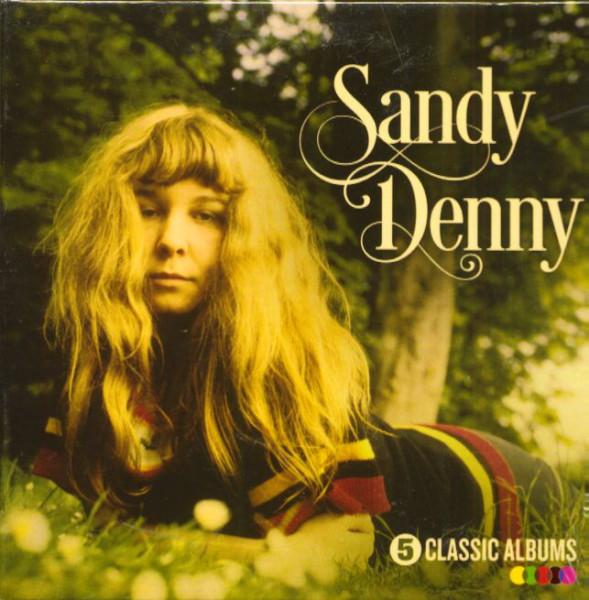 5 Classic Albums (5-CD)